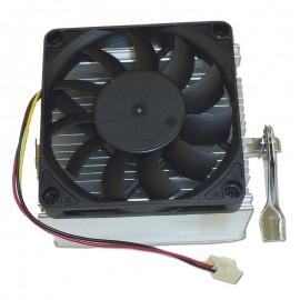 Ventirad Processeur FOXCONN ACER HI.12900.002 CPU Heatsink Fan 3-Pin 14cm
