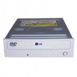 Lecteur interne DVD Hitachi LG GDR-8163B DVD WARM UP 16x / CD 52x IDE ATA Blanc