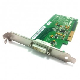 Carte Adaptateur Dell Sil 1364A ADD2-N 0KH276 KH276 PCI-Express x16 DVI ADD2-N