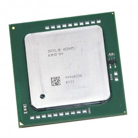 Processeur CPU Intel Xeon SL7PG 3.4Ghz 1Mb 800Mhz Socket 604 604-Pin mPGA