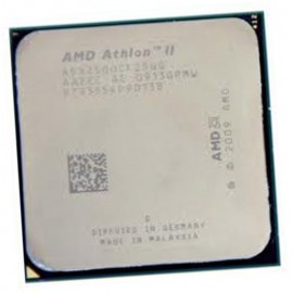 Processeur CPU AMD Athlon II X2 250 3GHz 2Mo ADX2500CK23GQ Socket AM2+ AM3