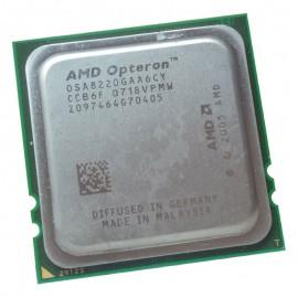 Processeur CPU AMD Opteron 8220 2.8Ghz 2Mo Socket F Dual Core OSA8220GAA6CY