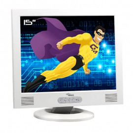 "Ecran PC Pro 15"" Fujitsu Siemens ScenicView B15-1S VESA LCD TFT VGA 1024x768 4:3"