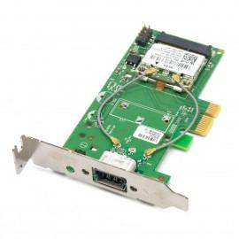 Carte Wifi Broadcom Dell BCM943228HM4L 01JKGC 010YN9 DW1530 PCI-e IEEE 802.11n