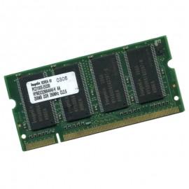 256Mo RAM PC Portable Hynix HYMD232M646A6-H SODIMM DDR PC2-2100 266MHz CL 2.5