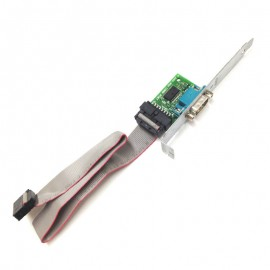Carte adaptateur 1 Port Série DB-9 PA716A HP-8100 012713-001 012711-001