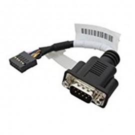 Câble Façade Série DB-9 LENOVO FRU 41R3388 41R3387 31031047 11-Pin 10cm Noir