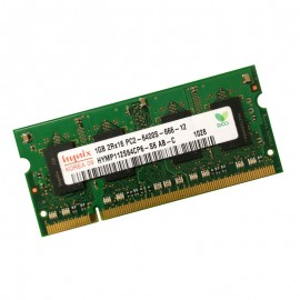 1Go RAM PC Portable SODIMM Hynix HYMP112S64CP6-S6 AB-C DDR2 800Mhz PC2-6400S CL6