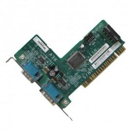 Carte Série 2 Ports DB-9 HP 439768-001 60160-001 PCI Molex 10-Pin DC5700 DC5800