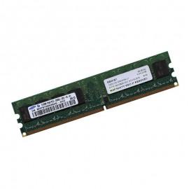 512Mo Ram SAMSUNG M378T6553BZ0-CCC 240-PIN DDR2 PC2-3200U 400Mhz 1Rx8 CL3