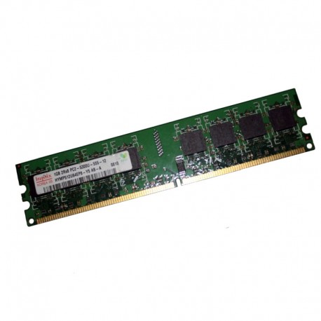 1Go Ram PC Hynix HYMP512U64EP8-Y5 AB-A DDR2 667Mhz PC2-5300U 240-Pin 2Rx8 CL5