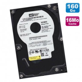 "Disque Dur 160Go SATA 3.5"" Western Digital Caviar RE16 WD1600YD-01NVB1 7200RPM"