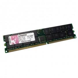 2Go RAM Serveur KINGSTON KTH-DL385 DIMM ECC Registered 184-PIN PC2-3200 400Mhz