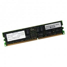 1Go RAM Serveur INFINEON HYS72D128320GBR-7-B 184-Pin DDR PC-2100R 266Mhz CL2