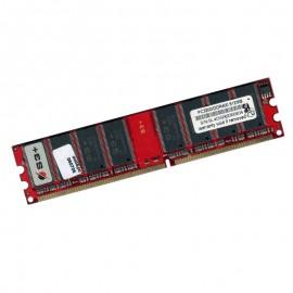 512Mo Ram PC Bureau S3+ 7979-512-3200-400 DIMM DDR PC-3200 400Mhz CL3