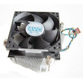 Ventirad IBM Lenovo FRU 45K6524 CPU Heatsink Fan ThinkCentre M70E SFF 4-Pin 16cm