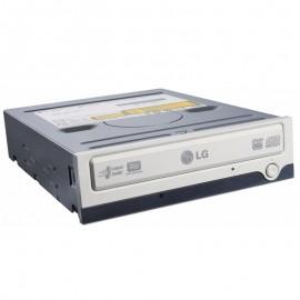 Graveur interne DVD+RW HL LG GSA-4081B 32x IDE ATA Blanc Super Multi Recorder