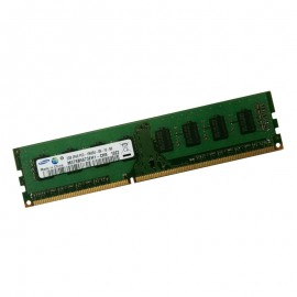 2Go RAM PC Bureau SAMSUNG M378B5673EH1-CH9 DDR3 PC3-10600U 1333MHz 2Rx8 CL9