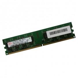 1Go Ram PC Bureau Hynix HYMP512U64CP8-S6 AB-T DDR2 800Mhz PC2-6400U 2Rx8