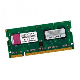 1Go RAM PC Portable SODIMM KINGSTON KVR667D2S5K2 DDR2 PC2-5300 667MHz CL5
