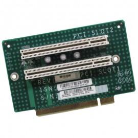 Carte Dual PCI Riser HP 439758-001 439759-000 RP5700 RP5800 Riser Card