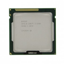 Processeur CPU Intel I5-2400 Quad Core 3.1Ghz Socket LGA1155 SR00Q PC