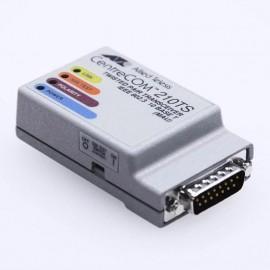 Adaptateur DB15 Mâle vers RJ-45 CentreCOM 210TS Transceiver IEEE 802.3 10 BASE T