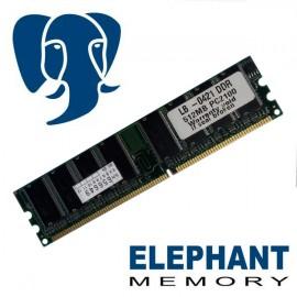 512Mo RAM PC Bureau Elephant Memory DIMM DDR1 PC2100 266Mhz Simple face