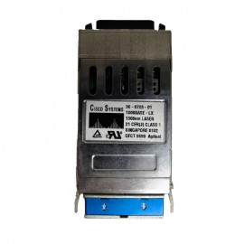 Cisco 4500 30-0703-01 1000 Base-LX QFCT 5699 Transceiver Adaptateur