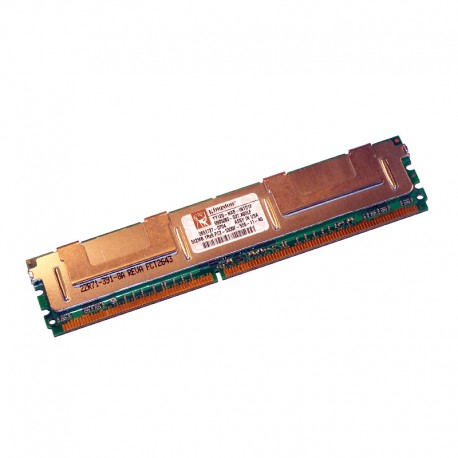 512Mo Ram Serveur Kingston YY120-NAB-INTD1F PC2-5300F FB-DIMM DDR2 667Mhz 1Rx8