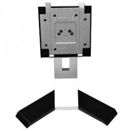 """Pied Ecran Plat PC Dell E177FPf 17"""" Noir Argenté Screen Base Stand"""