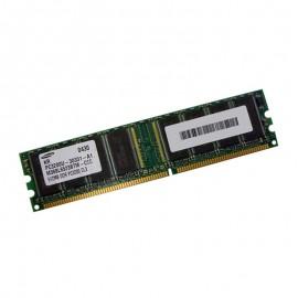 512Mo RAM PC Bureau SAMSUNG M368L6523BTM-CCC DDR1 PC3200U CL3 400Mhz