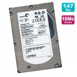 """Disque Dur 146 Go SCSI 3.5"""" Seagate Cheetah T10 ST3146755SS SAS 15000RPM 16 Mo"""