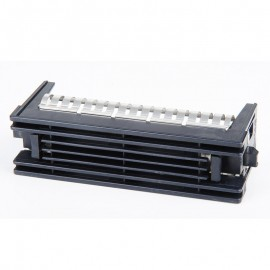 Cache Rack Caddy Tray Disque Dur HP 511780-001 Serveur Proliant ML350 DI360 G6