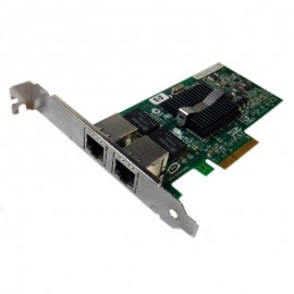 Carte Réseau HP NC360T HSTNS-BN16 412646-001 Dual Port Gigabit PCI-Express