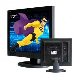 """Ecran Plat 17"""" iPure AX17 N17AV425 TFT LCD BNC RCA D-Sub DIN-4 1280x1024"""