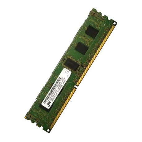 RAM Serveur DDR3-1333 Micron PC3-10600R 2GB Registered ECC MT9JSF25672PZ-1G4D1BB