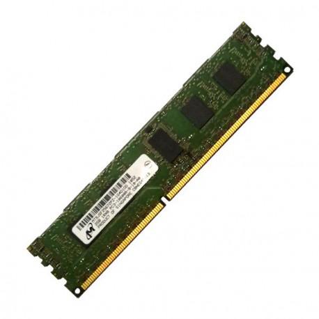 RAM Serveur DDR3-1333 Micron PC3-10600R 2GB Registered ECC MT9JSF25672PZ-1G4D1DD