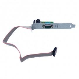 Carte add-in Série HP 383033-001 012712-001 385985-001 Profil Long