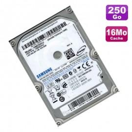 "Disque Dur 250Go SATA 2.5"" Samsung SpinPoint HM250HJ-D 7200RPM Pc Portable 16Mo"