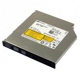 GRAVEUR SLIM Lecteur DVD±RW SATA Dell Hitachi LG GT80N 0RPG4Y Super-Multi Noir