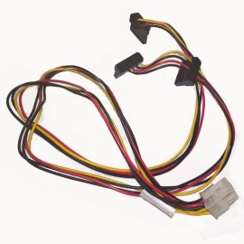Câble Adaptateur 8-Pin 3x SATA Fujitsu A3C40119856 A3C40119857 T26139-V4012-V201
