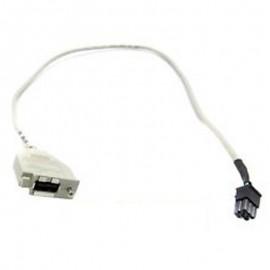 Câble Panel 1 Port USB HP 346187-001 5-Pin 20cm Serveur ProLiant DL380 G4