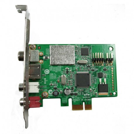 Carte Tuner TV Avermedia Skyhawk 5189-4604 DVB-S S-Video 2x RCA Audio