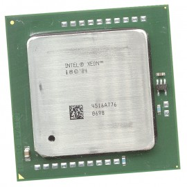 Processeur CPU Intel Xeon SL7PF 3.2Ghz 1Mb 800Mhz Socket 604 604-Pin mPGA