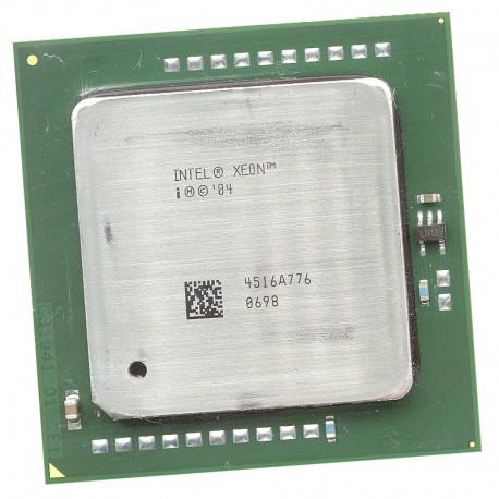 Processeur CPU Intel Xeon SL7PF 3.2Ghz 1Mb 800Mhz Socket 604 604-Pin mPGA