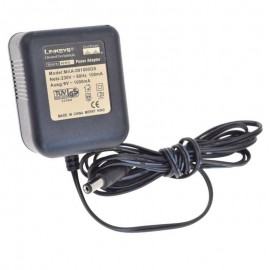 Chargeur Adaptateur LINKSYS MKA-091000GS 9V 1000mA 230V 50Hz 100mA Power Supply