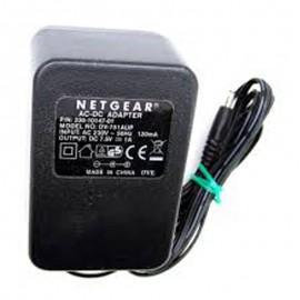 Chargeur Adaptateur NETGEAR DV-751AUP 330-10147-01 7.5V 1A 230V 50Hz 120mA