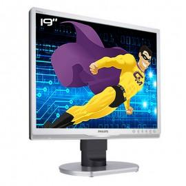"Ecran Plat PC 19"" PHILIPS Brilliance 19B1CS MNB1190T TFT VGA DVI USB VESA 5:4"