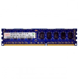 RAM Serveur DDR3-1333 Hynix PC3-10600R 2GB Registered ECC CL9 HMT125R7TFR8C-H9